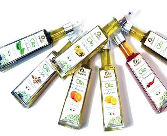 Ulei de măsline spray Oliva e Peperoncino 100ml