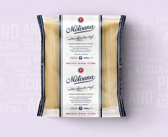 Spaghetti no15 La Molisana