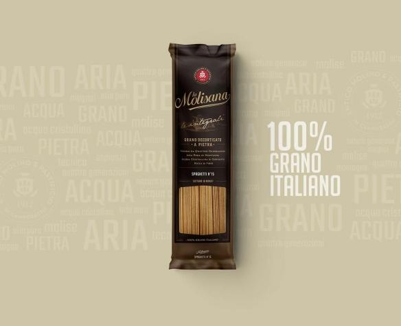 Spaghetti integrale La Molisana