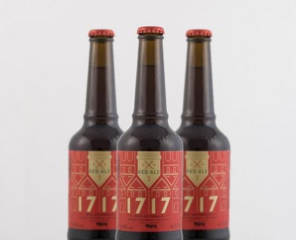 1717 Bere artizanală Rel Ale