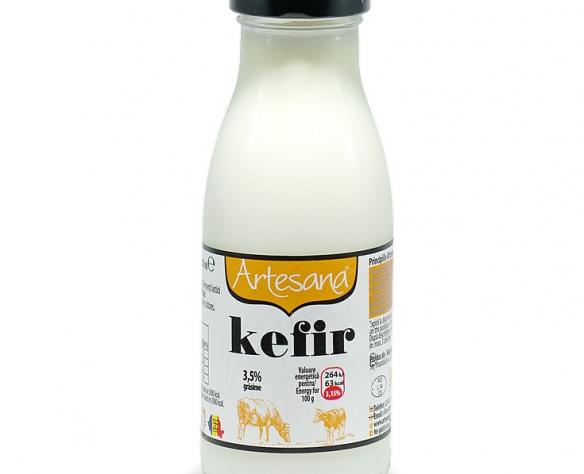 Kefir vacă Artesana