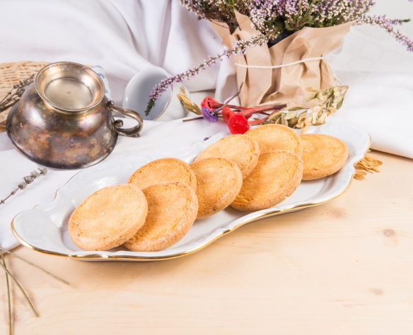 Biscuiți cu lămâie Dolci di Fabio