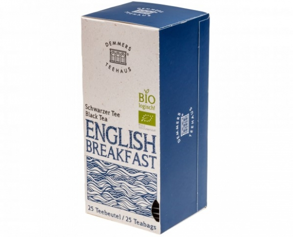 Organic Quick-t English Breakfast