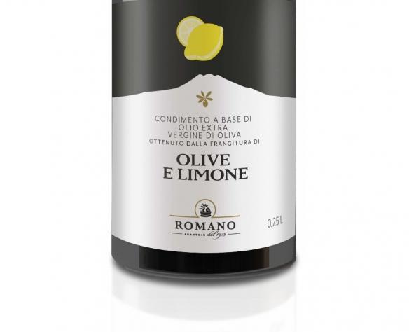 Ulei Romano con limone