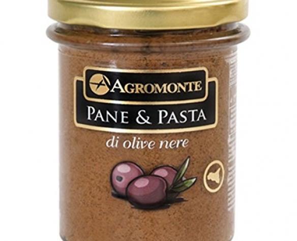 Pastă de măsline negre Agromonte