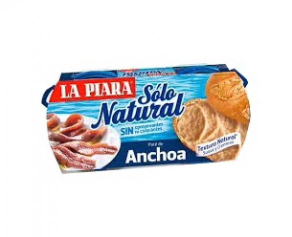 Pate de anșoa La Piara