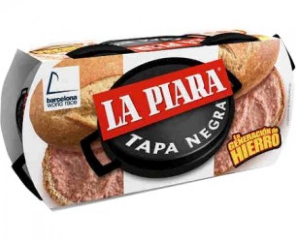 Pate picant de porc La Piara