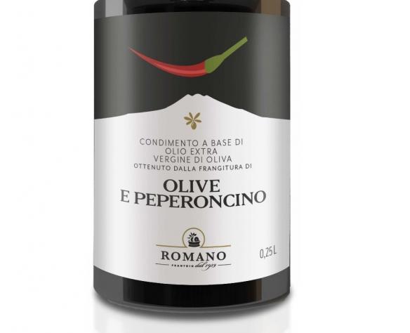 Ulei Romano cu peperoncino