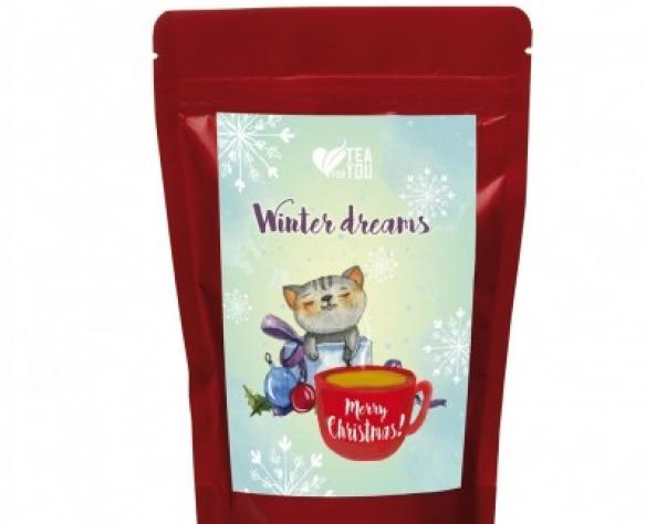 Tea for You Winter Dream Pisicuta