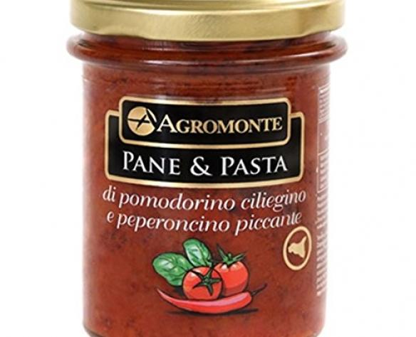 Cremă de roșii cherry cu ardei iute Agromonte