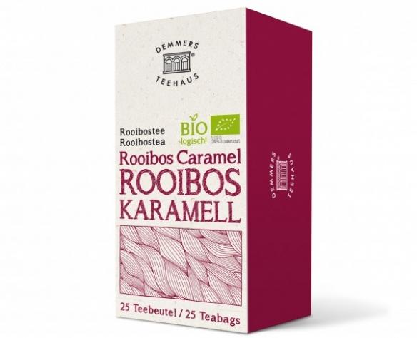 Organic Quick T Rooibos Caramel