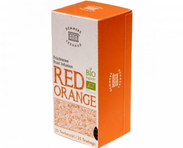 Organic Quick-T Red Orange