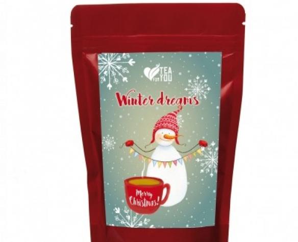 Tea for You Winter Dream Omul de zapada